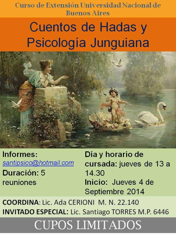 cuentos hadas psicologia junguiana FPAJ fundacion psicología analitica junguiana