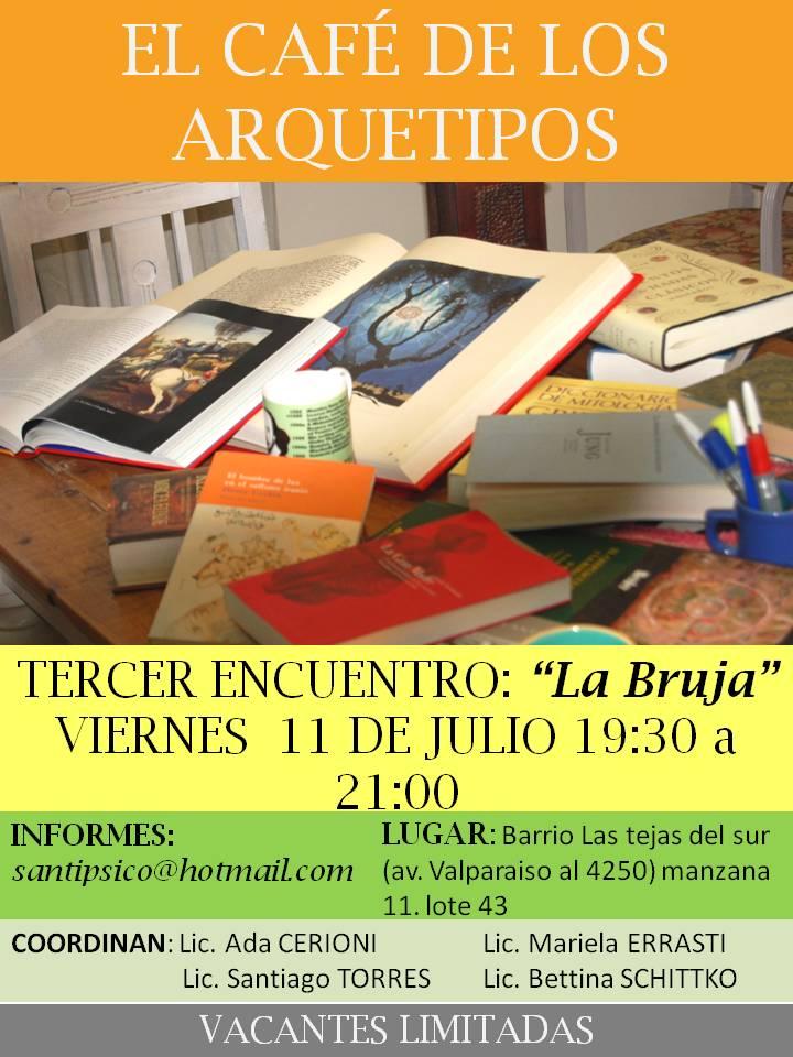 CAFE DE LOS ARQUETIPOS FPAJ fundacion psicología analitica junguiana